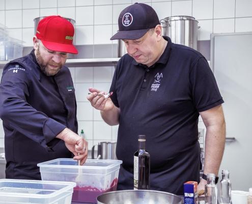 Chili-Kochsession mit Jörg Bruch